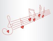 ευτυχές λευκό τραγουδιού αγάπης αγάπης ζευγών ανασκόπησης Στοκ εικόνες με δικαίωμα ελεύθερης χρήσης