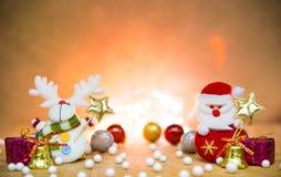 ευτυχές εύθυμο νέο έτος &Chi Στοκ Εικόνες