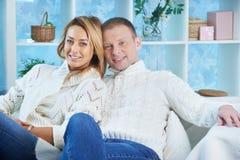 Άνδρας και γυναίκα Στοκ Εικόνες