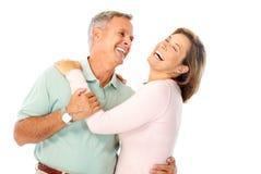 Ευτυχές ηλικιωμένο ζεύγος