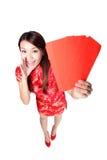 Ευτυχές κινεζικό νέο έτος Στοκ Φωτογραφία