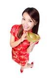 Ευτυχές κινεζικό νέο έτος Στοκ Εικόνα