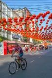 Ευτυχές κινεζικό φεστιβάλ έτους Στοκ Φωτογραφία
