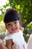 Ευτυχές κορίτσι κατσικιών Στοκ εικόνα με δικαίωμα ελεύθερης χρήσης
