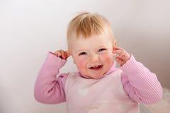 Ευτυχές μωρό Στοκ εικόνες με δικαίωμα ελεύθερης χρήσης