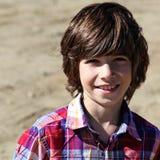Ευτυχές νέο αγόρι στοκ εικόνες με δικαίωμα ελεύθερης χρήσης