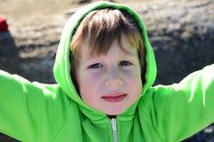 Ευτυχές παιδί Στοκ φωτογραφία με δικαίωμα ελεύθερης χρήσης