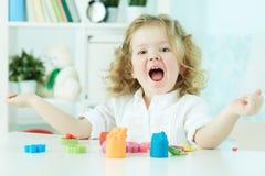 Ευτυχές παιδί Στοκ Εικόνα