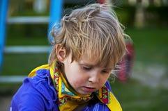 Ευτυχές παιδί Στοκ Φωτογραφία