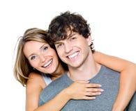ευτυχές πορτρέτο ανθρώπων στοκ φωτογραφία με δικαίωμα ελεύθερης χρήσης
