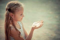 ευτυχές πορτρέτο παιδιών Στοκ φωτογραφίες με δικαίωμα ελεύθερης χρήσης