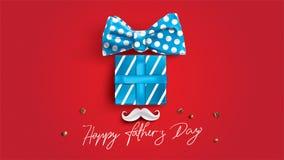 Ευτυχές σχέδιο ημέρας Father's με την έννοια διασκέδασης και το χρώμα κρητιδογραφιών
