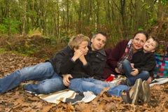 Ευτυχές φθινόπωρο Στοκ εικόνα με δικαίωμα ελεύθερης χρήσης