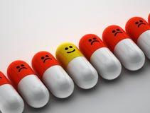 ευτυχές χάπι Στοκ φωτογραφία με δικαίωμα ελεύθερης χρήσης