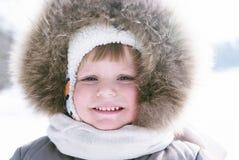 ευτυχές χαμόγελο αγορ&iot Στοκ φωτογραφία με δικαίωμα ελεύθερης χρήσης