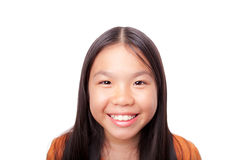 Ευτυχές όμορφο κορίτσι Στοκ εικόνες με δικαίωμα ελεύθερης χρήσης