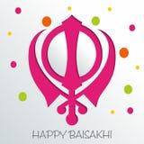 Ευτυχές Baisakhi Στοκ φωτογραφία με δικαίωμα ελεύθερης χρήσης