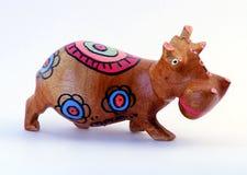 ευτυχές hippo Στοκ εικόνες με δικαίωμα ελεύθερης χρήσης