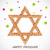 Ευτυχές Passover Στοκ Φωτογραφίες