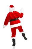 ευτυχές santa Χριστουγέννων Στοκ εικόνα με δικαίωμα ελεύθερης χρήσης