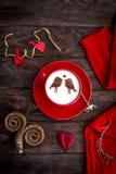 Ευτυχές Valentine& x27 ημέρα του s! Στοκ Φωτογραφίες