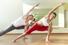 ευτυχές workout στοκ εικόνες