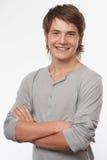 ευτυχής έφηβος Στοκ εικόνες με δικαίωμα ελεύθερης χρήσης