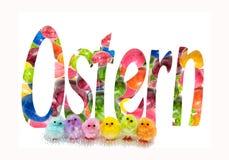 Ευτυχής ευχετήρια κάρτα Πάσχας στοκ φωτογραφία με δικαίωμα ελεύθερης χρήσης