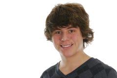 ευτυχής εφηβικός αγοριώ Στοκ εικόνα με δικαίωμα ελεύθερης χρήσης