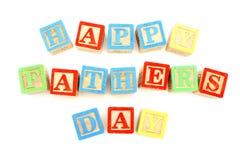 Ευτυχής ημέρα πατέρων στοκ εικόνα με δικαίωμα ελεύθερης χρήσης