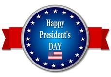 Ευτυχής ημέρα Προέδρων Στοκ Εικόνες