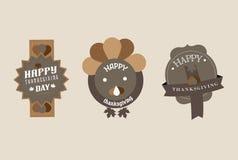 ευτυχής ημέρα των ευχαριστιών απεικόνιση αποθεμάτων