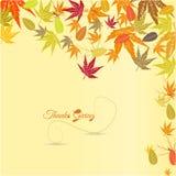 ευτυχής ημέρα των ευχαριστιών Στοκ Εικόνες