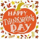 Ευτυχής ημέρα των ευχαριστιών day2 Στοκ Εικόνα
