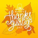 ευτυχής ημέρα των ευχαρι& Στοκ Εικόνες