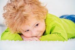 Ευτυχής ιστορία παιδιών Στοκ φωτογραφίες με δικαίωμα ελεύθερης χρήσης