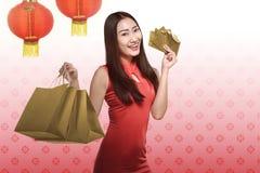 ευτυχής κινεζική νέα έννοια έτους Στοκ Εικόνες