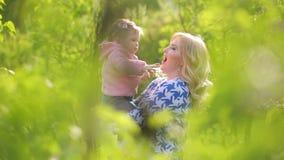 ευτυχής μητέρα παιδιών φιλμ μικρού μήκους
