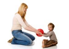 ευτυχής μητέρα στοκ εικόνες με δικαίωμα ελεύθερης χρήσης