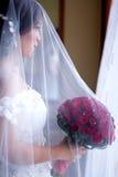 Ευτυχής νύφη Στοκ Εικόνες