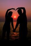 Ευτυχής οικογένεια στις θερινές διακοπές Στοκ φωτογραφίες με δικαίωμα ελεύθερης χρήσης