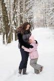 Ευτυχής οικογένεια Στοκ φωτογραφίες με δικαίωμα ελεύθερης χρήσης