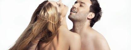 ευτυχής παντρεμένος Στοκ φωτογραφίες με δικαίωμα ελεύθερης χρήσης