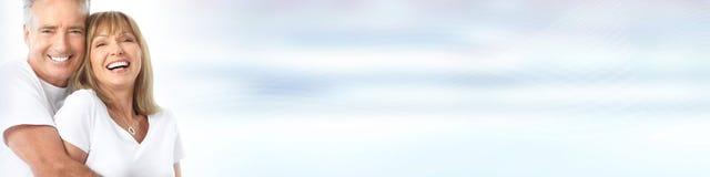 ευτυχής πρεσβύτερος ζ&epsilon στοκ φωτογραφίες