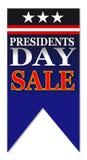 Ευτυχής πώληση ημέρας Προέδρων Στοκ φωτογραφίες με δικαίωμα ελεύθερης χρήσης