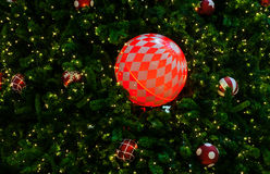 Ευτυχής Χαρούμενα Χριστούγεννα Στοκ Εικόνες