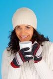 ευτυχής χειμώνας κοριτ&sigma στοκ φωτογραφία με δικαίωμα ελεύθερης χρήσης