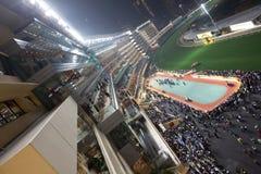 ευτυχής racecourse κοιλάδα στοκ εικόνες με δικαίωμα ελεύθερης χρήσης