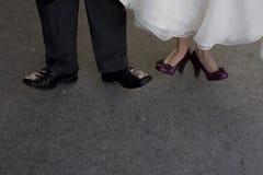 Ευτυχή πόδια Στοκ εικόνα με δικαίωμα ελεύθερης χρήσης