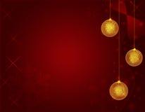 Ευτυχή Χριστούγεννα ελεύθερη απεικόνιση δικαιώματος